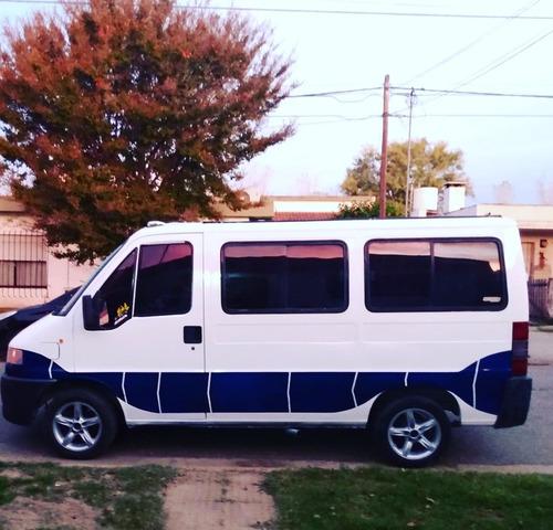 fiat ducato 1.9 furgon 10 1998