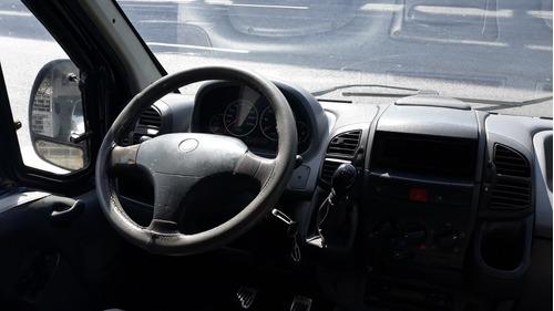 fiat ducato 2008 minibus 2.8