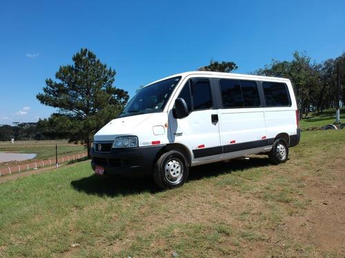 fiat ducato 2012 minibus 2.3 16 lugares