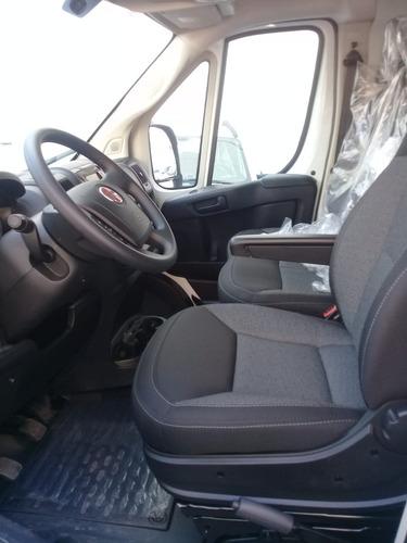 fiat ducato 2020 vidriad equipada asientos por fiat anticipo