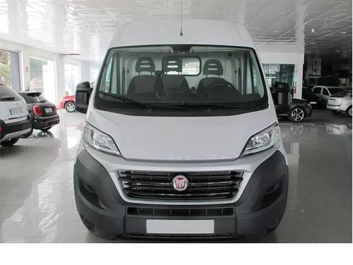 fiat ducato 2.3 ambulancia o furgon tasa 0% tomo usados a*