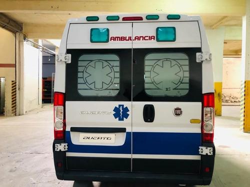 fiat ducato 2.3 ambulancia o minibus $600000 m-