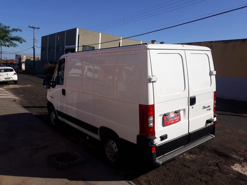 fiat ducato 2.3 cargo 7.5 16v turbo diesel 4p manual