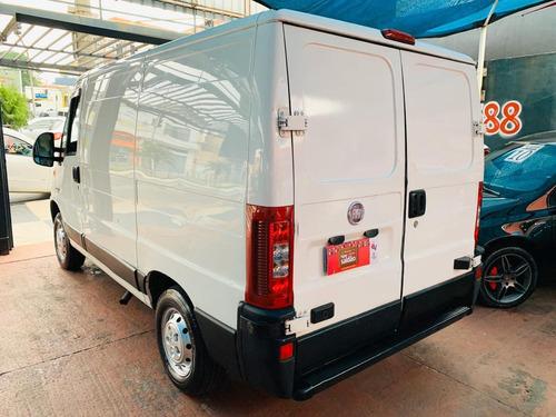 fiat ducato 2.3 diesel com isolamento térmico