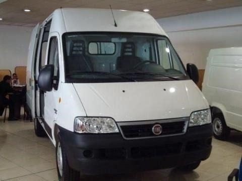 fiat ducato 2.3 furgon maxicargo te 2019 financiamos