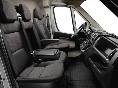 fiat ducato 2.3 furgon mjet te c/abs + aa  0km 2020 d