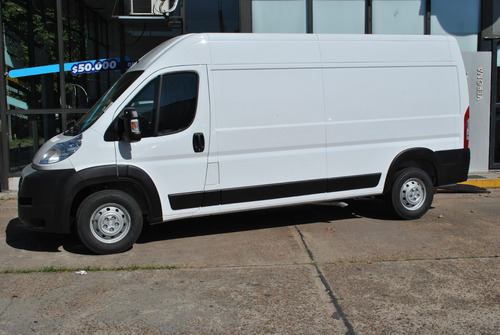 fiat ducato 2.3 furgon mjet te c/abs + aa 2019