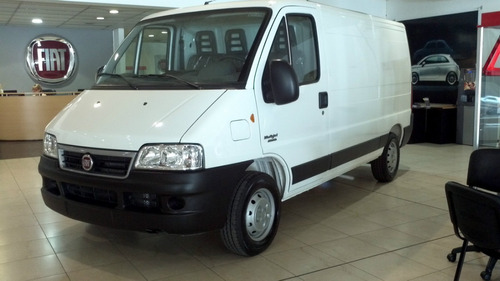 fiat ducato 2.3 furgon mjet tn c/abs + aa