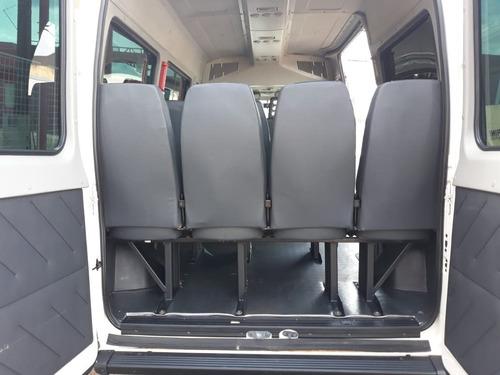 fiat ducato 2.3 minibus 16 lugares teto alto 16v turbo