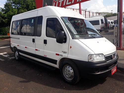 fiat ducato 2.3 minibus 16 lug.teto alto 16v turbo - 2015
