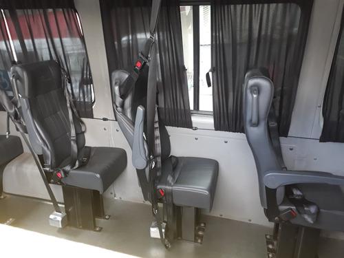 fiat ducato 2.3 minibus teto alto  plataforma elev  2015 nov
