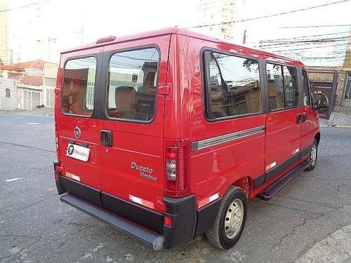 fiat ducato 2.3 multijet economy 5p 2014 - f7 veículos