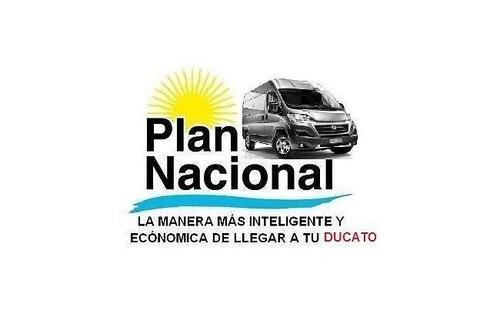 fiat ducato 2.3 multijet financiacion directa de fabrica nj