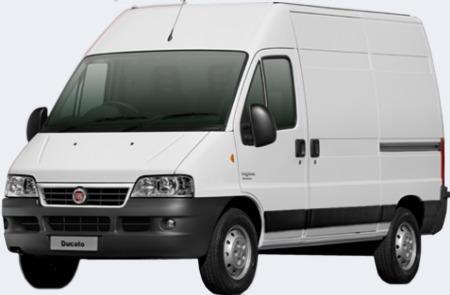 fiat ducato 2.3 multijet furgon  2017 nj