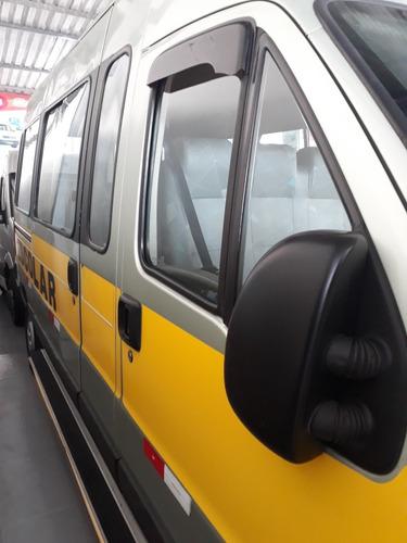 fiat ducato 2.3 multijet longo teto alto economy 5p 2012