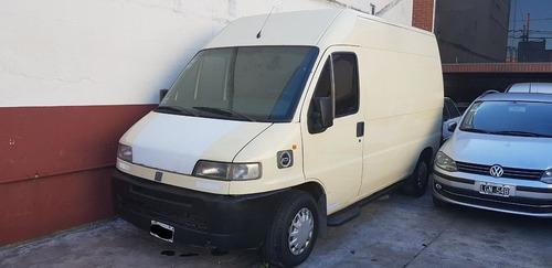 fiat ducato 2.5 d furgon 14 dh t/eleva.