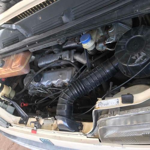 fiat ducato 2.8 d furgon 15 largo 1998