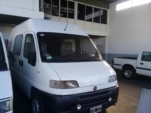 fiat ducato 2.8 d furgon 15 largo 1999