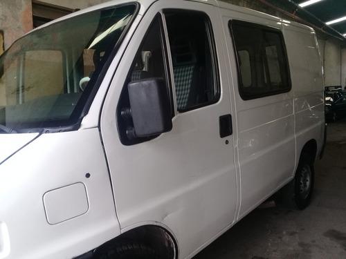 fiat ducato 2.8 d furgon corto // excelente estado!!