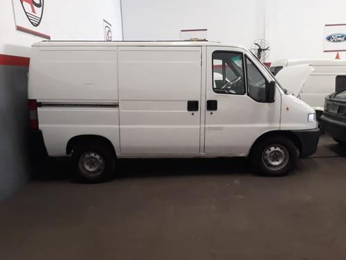 fiat ducato 2.8 d furgon corto // impecable!!! oportunidad!!