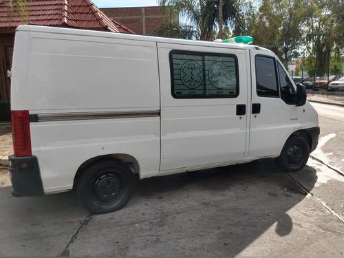 fiat ducato 2.8 furgon 15 larg tn 2007