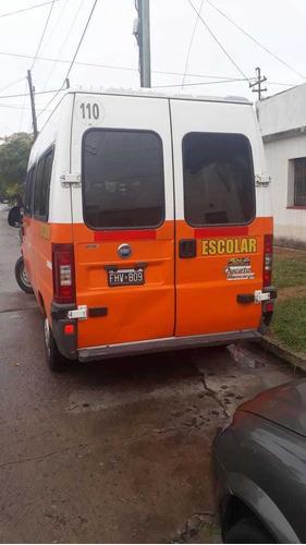 fiat ducato 2.8 furgon maxicargo 2006