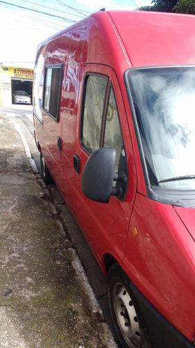fiat ducato 2.8 jtd longo diesel teto alto