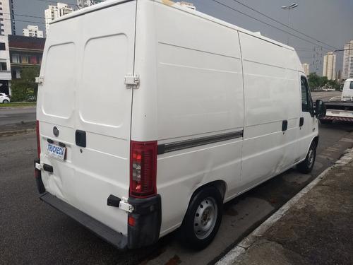 fiat ducato 2.8 jtd maxicargo refrigerada ano 2009 r$ 51.000