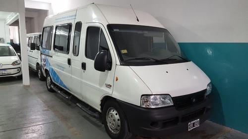 fiat ducato 2.8 jtd minibus - 14 + 1 - excelente