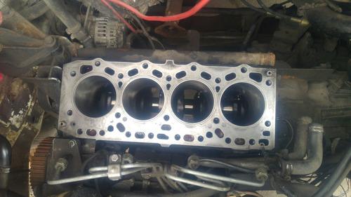 fiat ducato 2.8d pm15 motor, caja y tapa cilindro nuevo vtv