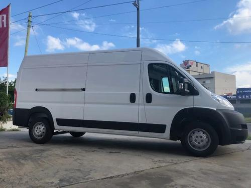 fiat ducato ambulancia y minibus 0km anticipo $700.000 e-