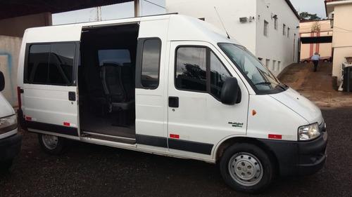 fiat ducato ano 2014  executiva minibus jm cod 472