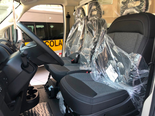 fiat ducato branco chassi cabine 2018
