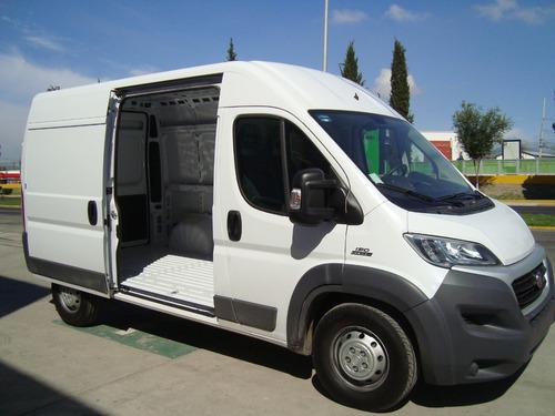 fiat ducato cargo van 15m3  modelo 2019 !!!!!