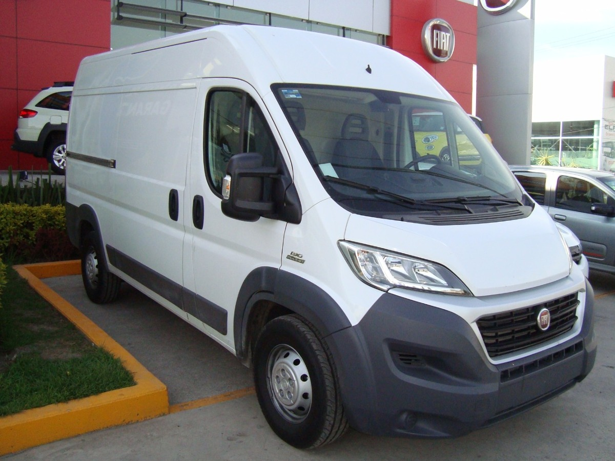 fiat ducato cargo van 15m3 modelo 2019 625 900 en mercado libre. Black Bedroom Furniture Sets. Home Design Ideas