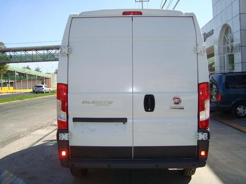 fiat ducato cargo van diésel  11.5m3  tu socio seguro !!!