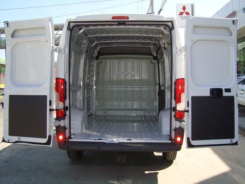 fiat ducato cargo van diesel 15m3  la máxima capacidad !!!