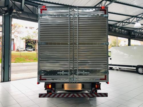fiat ducato chassi 2018 0km com baú