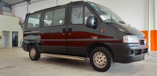 fiat ducato combinato passageiro 16 lugares 2011