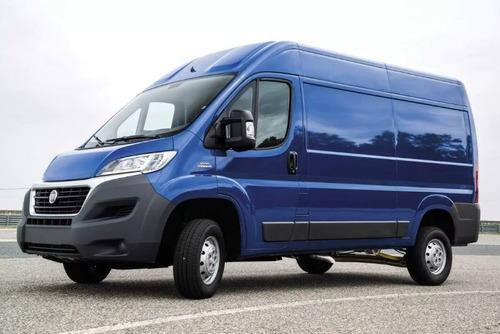fiat ducato equipada 2019, dni e ingresos, minibus 35% off*