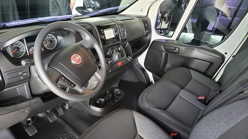 fiat ducato furgon 2.3 anticipo y cuotas nj