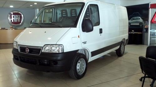 fiat ducato furgon 2.3 maxicargo okm entrega inmediata