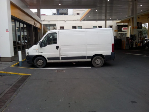 fiat ducato furgon caja termica cargo 2.3 jtd