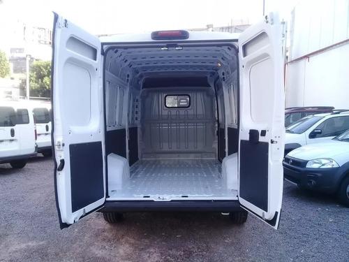 fiat ducato furgon corto y maxicargo 0km 2019 tomo usado a-