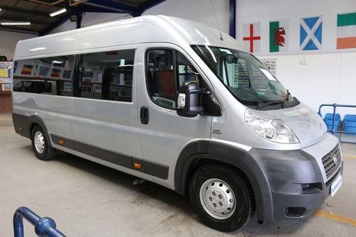 fiat ducato furgon mjet c/abs retira con 190.000 -l