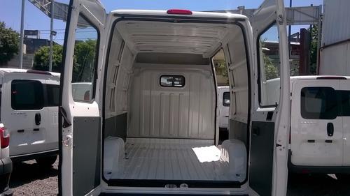 fiat ducato furgón multijet 1,5 tn 2.3. 2018 blanco dieselkp