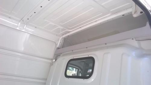 fiat ducato furgón multijet 1,5tn 2.3/ 2018 blanco