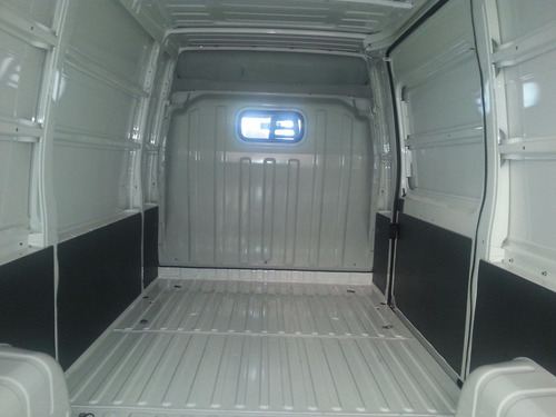 fiat ducato furgon tn 2.3 diesel (9m3) 2017 única!!!! (g)