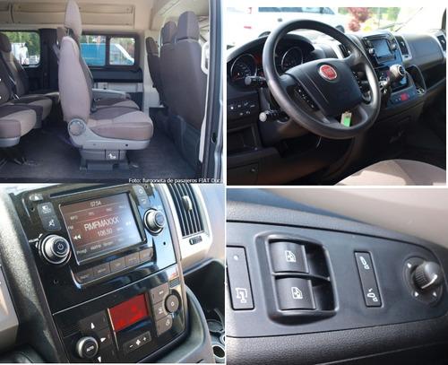 fiat ducato furgon todas las versiones-usado+cuotas bajas!ls