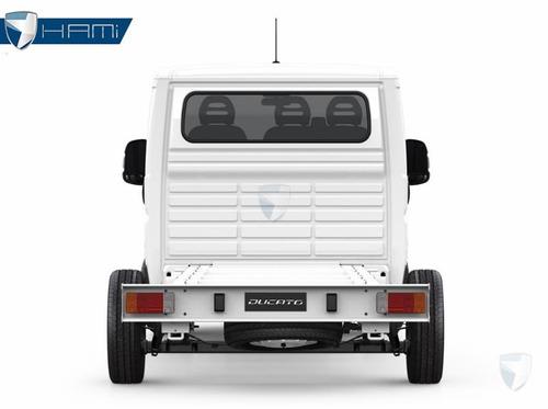 fiat ducato maxi cargo 2.3 2018